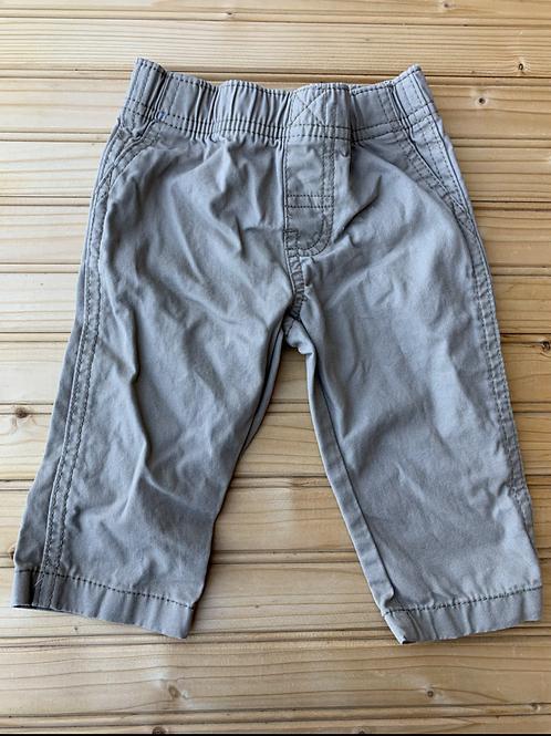 Size 6m Tan Cotton Pants