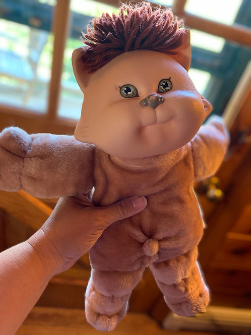Vintage CABBAGE PATCH Koosa Cat Doll