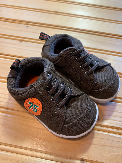 Size 3 Infant Brown Shoes