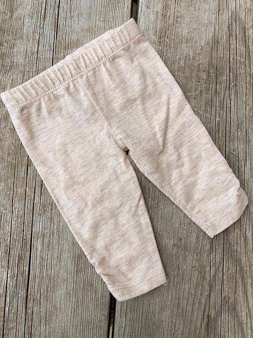 Size 0-3m HEALTHTEX Tan Leggings