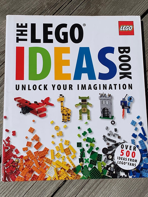 THE LEGO IDEAS BOOK front