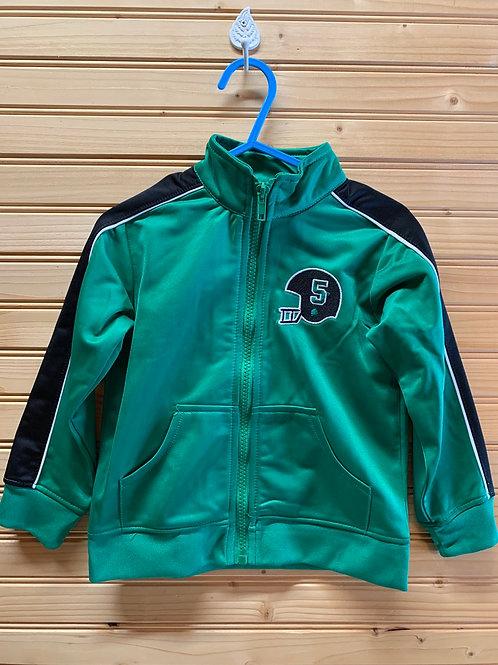 Size 24m Green Jacket, Used
