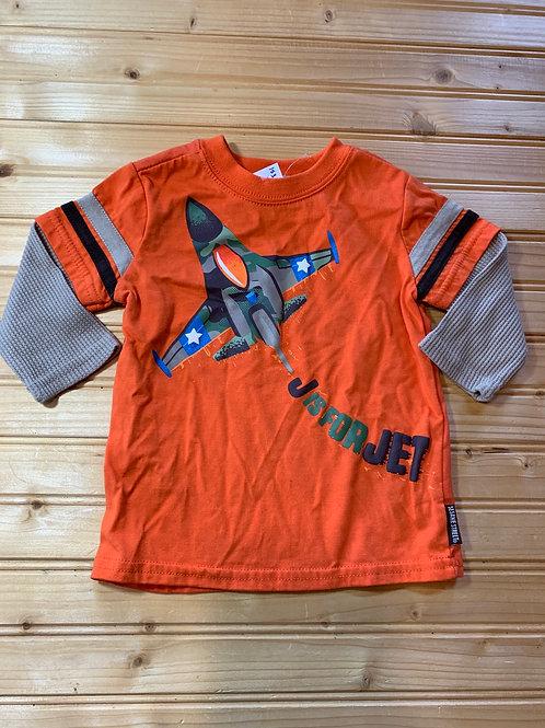 Size 12m SESAME STREET Jet Shirt