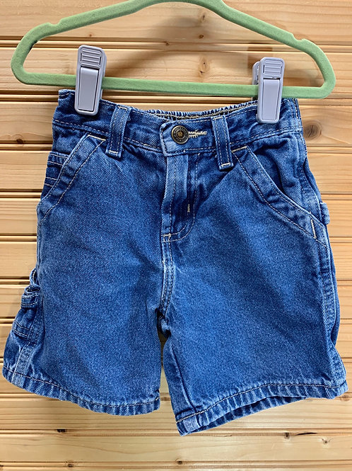 Size 18-24m OLD NAVY Jean Shorts, Used