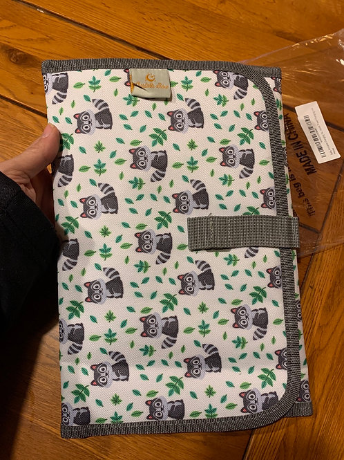 CHARLOTTE ROW Raccoon On the Go Changing Pad