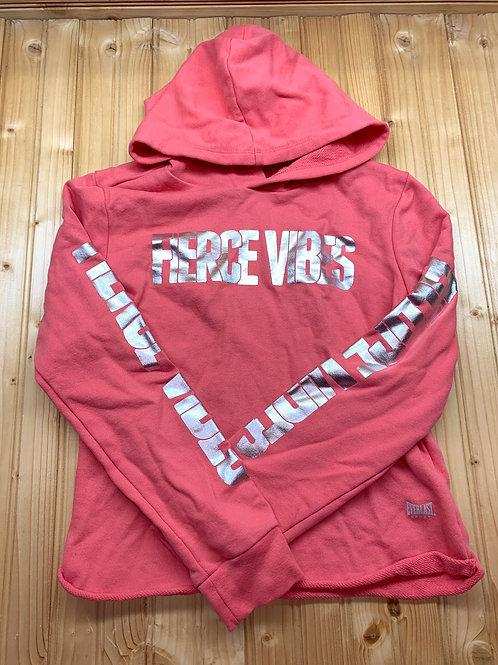 Size 10 Kids Fierce Vibes Sweatshirt