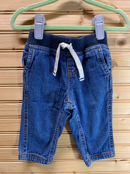 Size 6m CARTER'S Jeans, Used