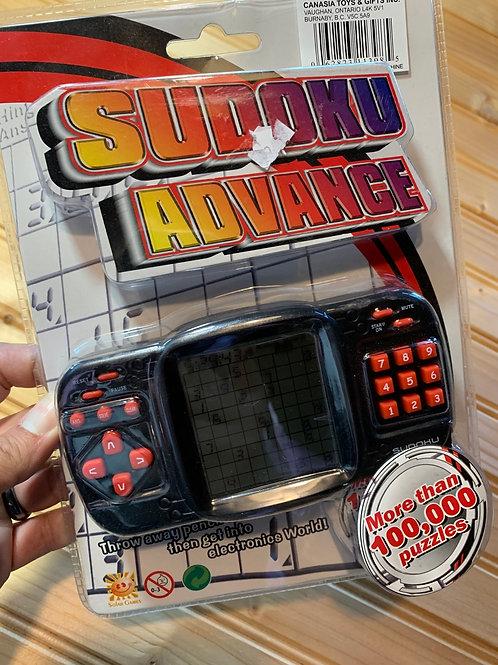 Soduku Advance, New in Packaging
