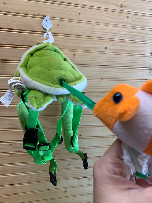 SAFE 2 GO Turtle and Fish Child Harness