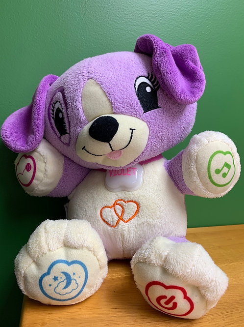 Purple leapfrog