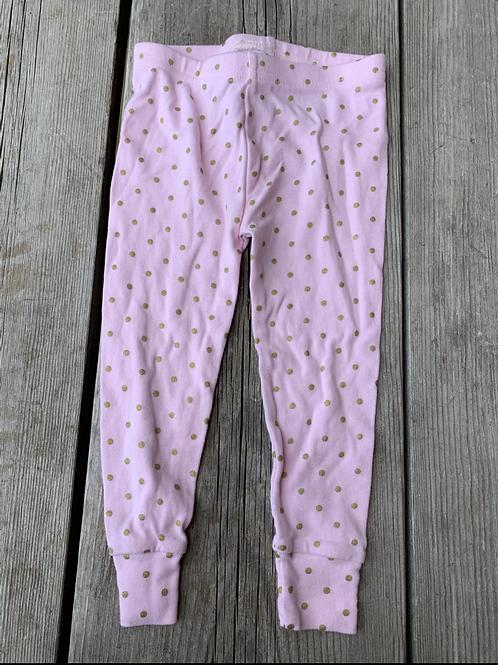 Size 18m CARTER'S Pink Polkadots Leggings