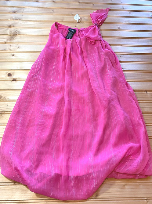 Size 6/6x HOLIDAY EDITIONS Pink Shimmer Dress, Used