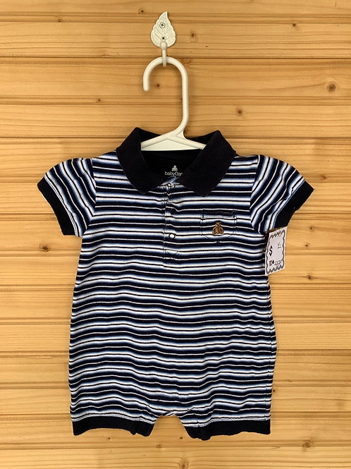Size 3m BABY GAP Striped Polo Jumper, Used