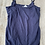 Size L MOTHERHOOD Navy Nursing Top