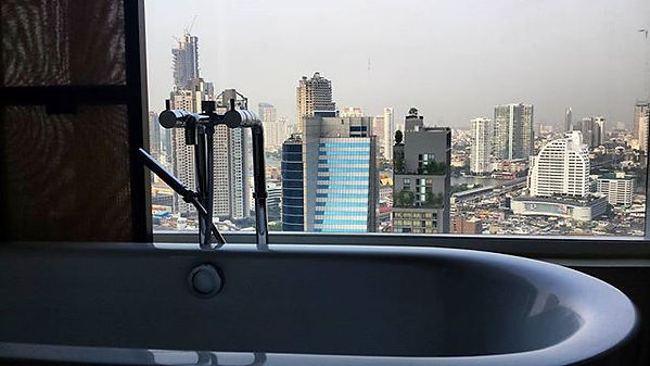 A bath with this view!  _yogasamadhi _th