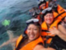 Cheeky Yogis! It was so much fun! _thail