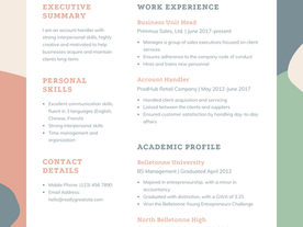 Here's What Your Resume Design Should Look Like in 2021