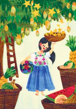 La rabona de Oaxaca