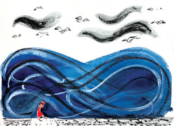 La soledad y el mar