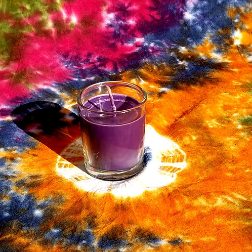 3rdEye Chakra Healing Candle