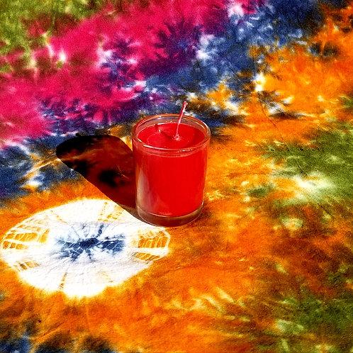 Root Chakra Healing Candle
