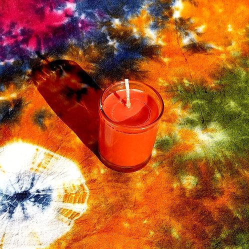 Sacral Chakra Healing Candle
