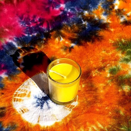Solar Plexus Chakra Healing Candle