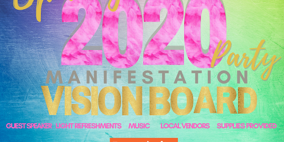 Spring 2020: Manifestation Party