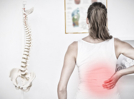 Back Pain When Standing.