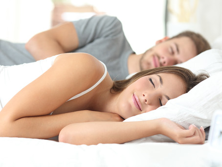 Waking up with neck pain?  It might be your pillow.