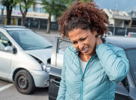 What to do if you are in a car accident.