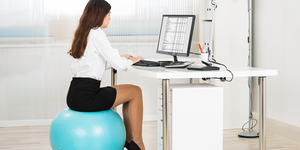 Springfield Chiropractor | Stability Ball