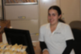 Jessica, the Front Desk Manager at the Springfield Chiropractic Center