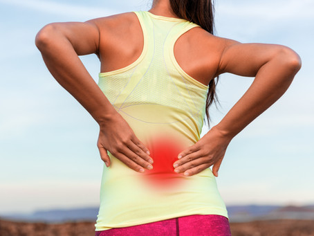 Back Pain: Should you use ice or heat for back pain?