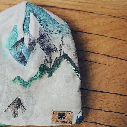 BIO BABYMÜTZE | wild mountains