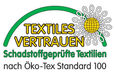 Biostoffe-Siegel Öko-Tex Standard 100