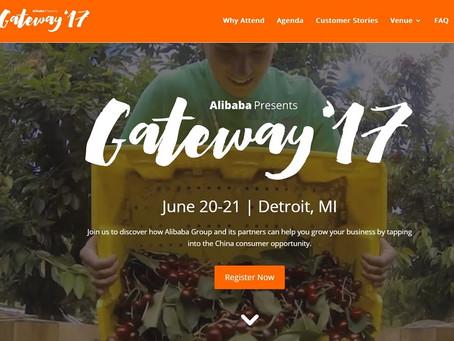 馬雲與川普會議的產物?阿里巴巴在6月底於底特律舉行美國中小企業峰會,引領美企進入大陸市場