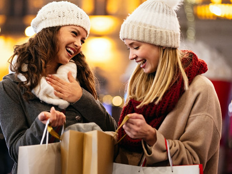 【購物趨勢】3成美國人10月底開始假日購物,大部分購買受網紅推薦影響