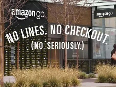 """[新零售]Amazon Go的秘密不在""""無人"""",而是""""Justwalk out""""(拿了就走)"""