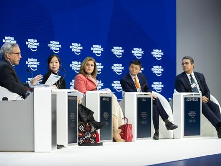 【世界經濟論壇】馬雲︰貿易不是武器 而是解決方案