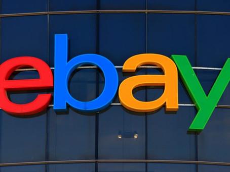 eBay網路市集最暢銷的十大產品類別