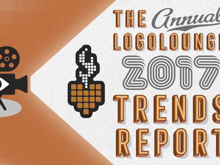 2017年商標LOGO設計趨勢報告 最新CIS企業識別設計潮流