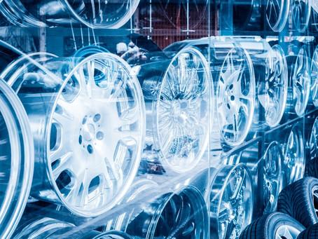 【銷售量暴增】中國汽車配件銷量暴增