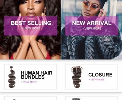 [Aliexpress熱銷商品]假髮藉速賣通走紅美國 一年成交額2億美元