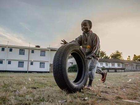 [阿里國際站網商故事]非洲小買家靠代購中國輪胎,從修車工變當地富豪