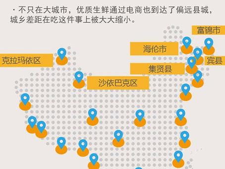 """""""吃出來的中國年""""京東商城生鮮類年貨電商平台消費數據與趨勢報告"""