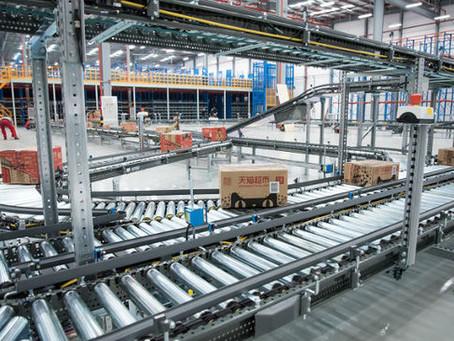 [智能化物流]電商倉儲業者積極導入物流機器人,提升作業效率