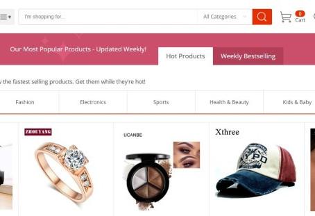 [市場爆款分析]外國電商賣家找趨勢產品的網站