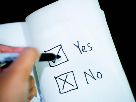 Você sabe dizer não? Você tem dificuldade para se impor e colocar limites aos outros?