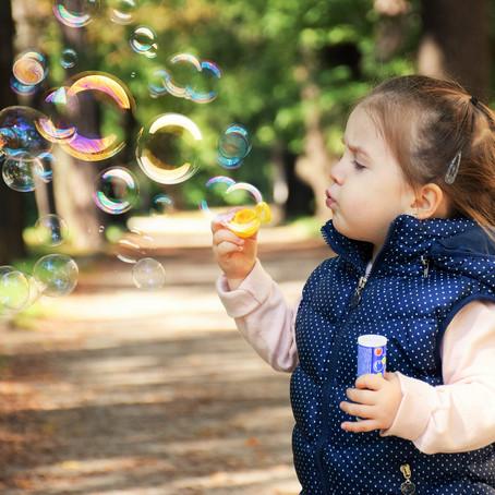 A atenção com a infância